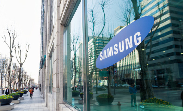 Samsung sued in US and China over touch technology